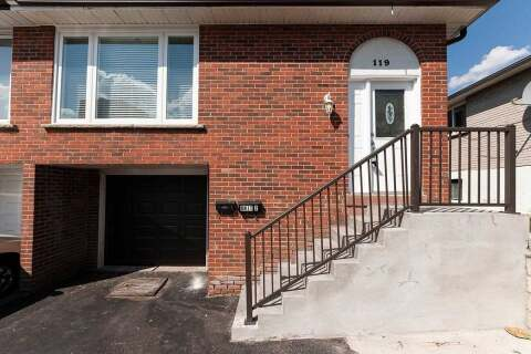 Townhouse for rent at 119 Surbray Grve Unit Lower Mississauga Ontario - MLS: W4891394