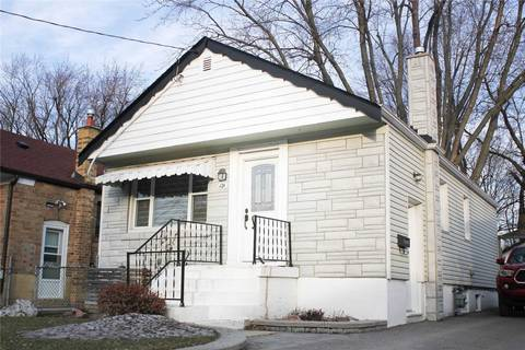 Home for rent at 121 Claremore Ave Unit Lower Toronto Ontario - MLS: E4661552
