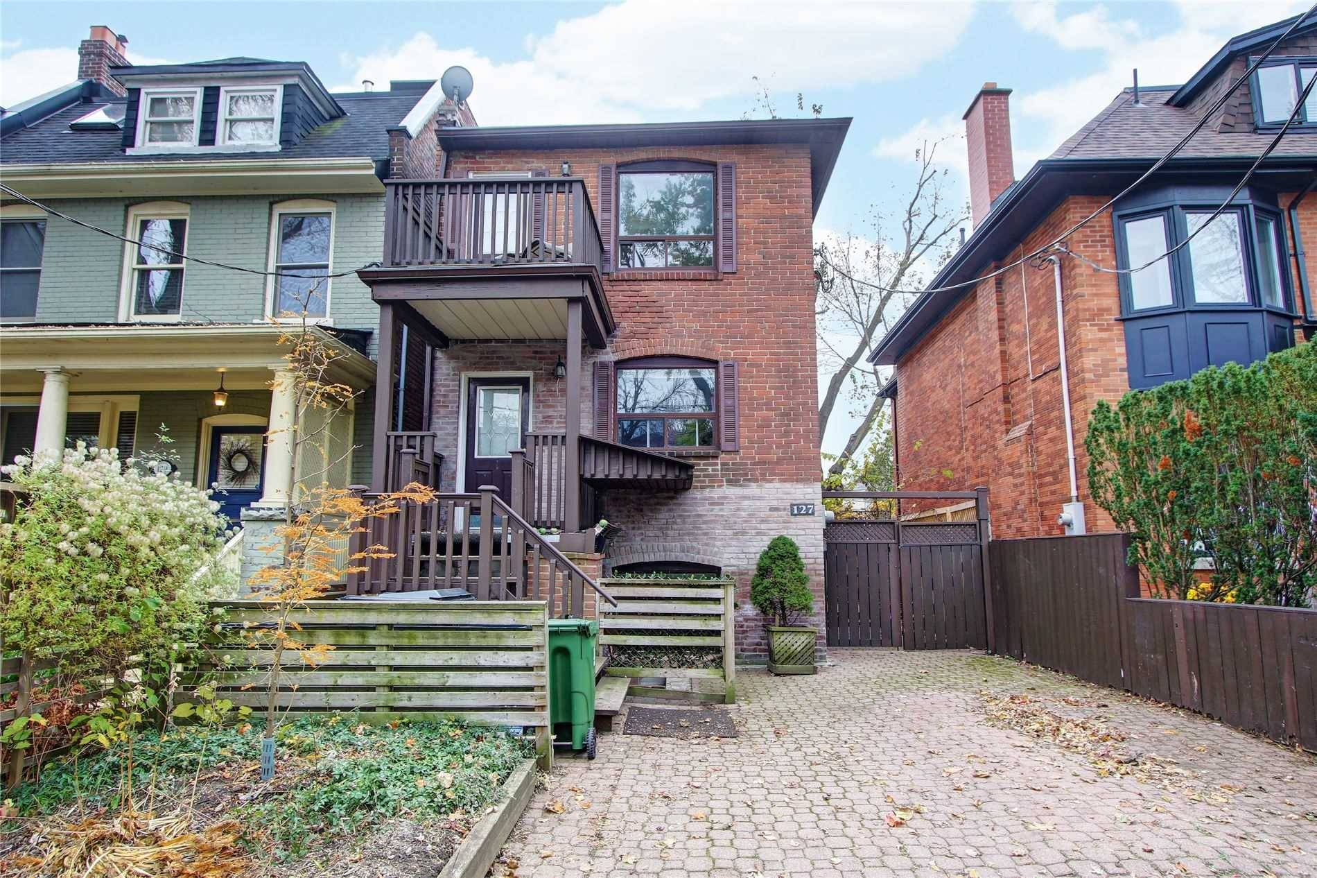 Buliding: 127 Summerhill Avenue, Toronto, ON