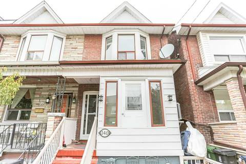 Townhouse for rent at 140 Essex St Unit Lower Toronto Ontario - MLS: W4653079