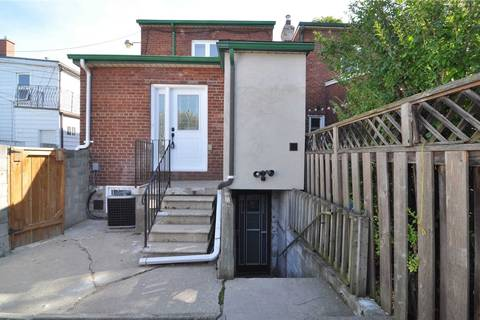 Home for rent at 140 Manning Ave Unit Lower Toronto Ontario - MLS: C4662710