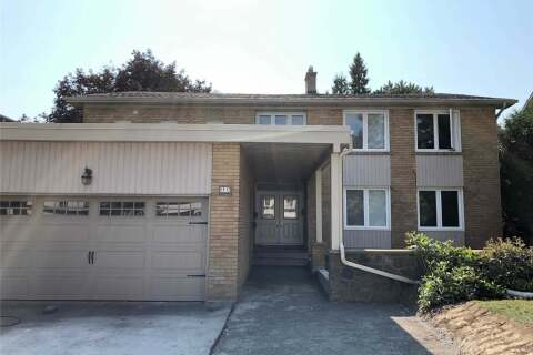 Townhouse for rent at 15 Tournament Dr Unit Lower Toronto Ontario - MLS: C4929838