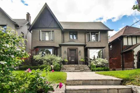 Townhouse for rent at 16 Highbourne Rd Unit Lower Toronto Ontario - MLS: C4855770