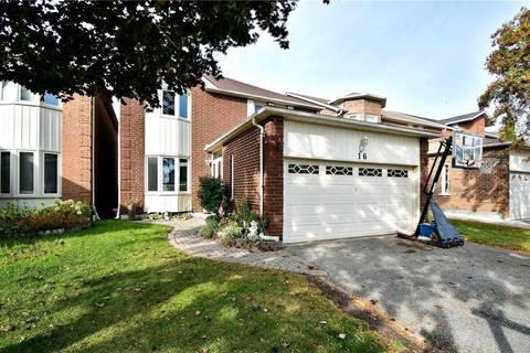 House for rent at 16 Houndtrail Dr Unit Lower Toronto Ontario - MLS: E4665532