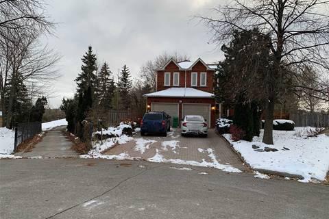 House for rent at 16 Peachwood Pl Unit Lower Brampton Ontario - MLS: W4636304