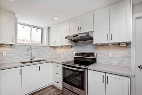 House for rent at 170 Ellington Dr Unit Lower Toronto Ontario - MLS: E4589561