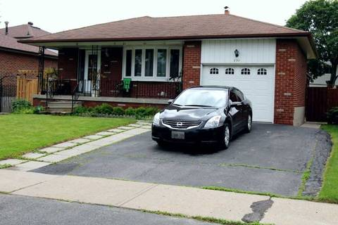 House for rent at 171 Lynnbrook Dr Unit Lower Toronto Ontario - MLS: E4493146