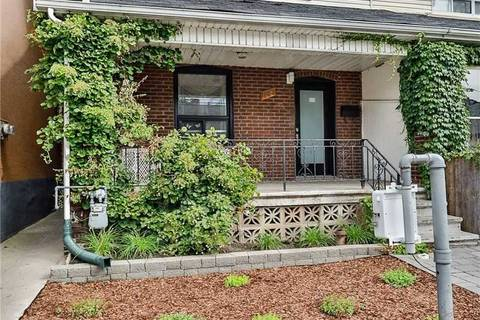 Townhouse for rent at 182 Lappin Ave Unit Lower Toronto Ontario - MLS: W4638270