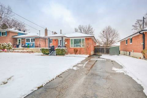 House for rent at 19 Marlena Dr Unit Lower Toronto Ontario - MLS: E4709296