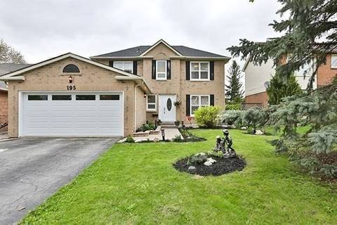 House for rent at 195 John Bowser Cres Unit Lower Newmarket Ontario - MLS: N4632653