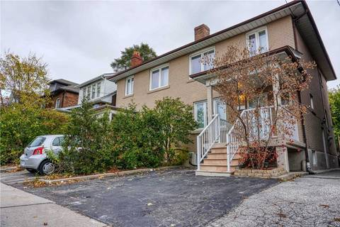 Townhouse for rent at 1951 Dufferin St Unit Lower Toronto Ontario - MLS: C4667137