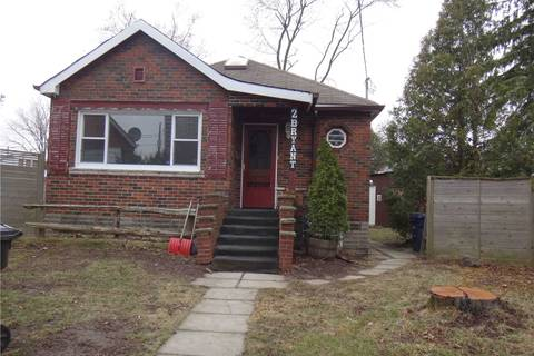House for rent at 2 Bryant Ave Unit Lower Toronto Ontario - MLS: E4736151