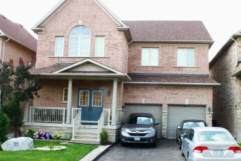 House for rent at 20 Sparkling Pl Unit Lower Brampton Ontario - MLS: W4877407