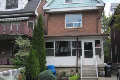House for rent at 21 Delaware Ave Unit Lower Toronto Ontario - MLS: C4939024