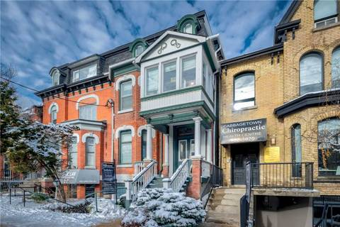 Townhouse for rent at 212 Carlton St Unit Lower Toronto Ontario - MLS: C4676788