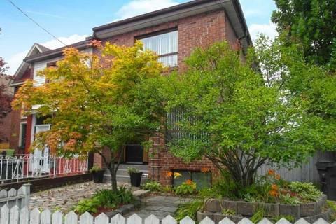 House for rent at 212 Glebemount Ave Unit Lower Toronto Ontario - MLS: E4752111