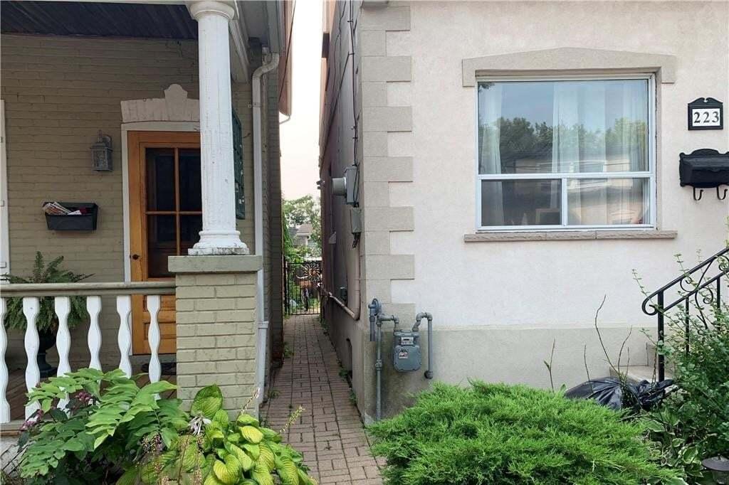 Apartment for rent at 223 Napier St Unit LOWER Hamilton Ontario - MLS: H4088650