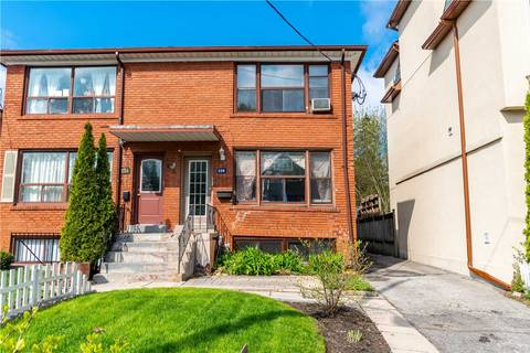 Townhouse for rent at 226 Pickering St Unit Lower Toronto Ontario - MLS: E4457909
