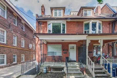 Townhouse for rent at 229 Howland Ave Unit Lower Toronto Ontario - MLS: C4444489
