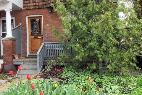 Townhouse for rent at 23 Marchmount Rd Unit Lower Toronto Ontario - MLS: C4627483