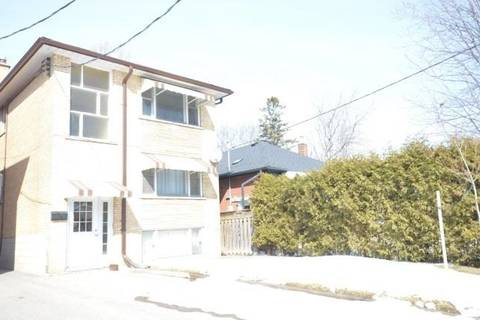 Townhouse for rent at 24 Heman St Unit Lower Toronto Ontario - MLS: W4381912