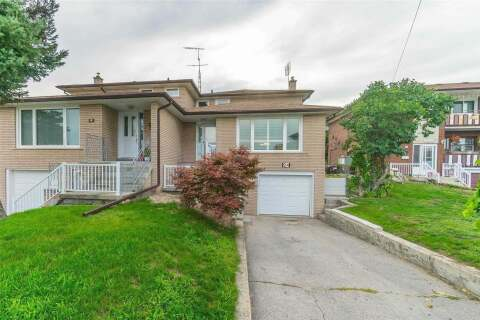 Townhouse for rent at 24 Sombrero Ct Unit Lower Toronto Ontario - MLS: W4819046