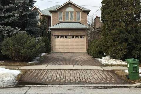 House for rent at 268 Fisherville Rd Unit Lower Toronto Ontario - MLS: C4687638