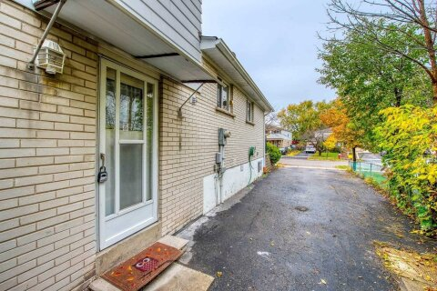 Townhouse for rent at 2835 Hollington Cres Unit (Lower) Mississauga Ontario - MLS: W4967169