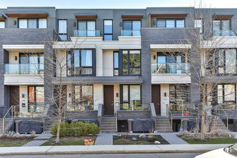 Townhouse for rent at 291 Roxton Rd Unit Lower Toronto Ontario - MLS: C4740319