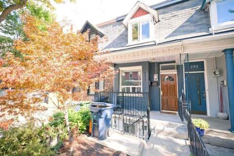 Townhouse for rent at 297 Euclid Ave Unit Lower Toronto Ontario - MLS: C4953815
