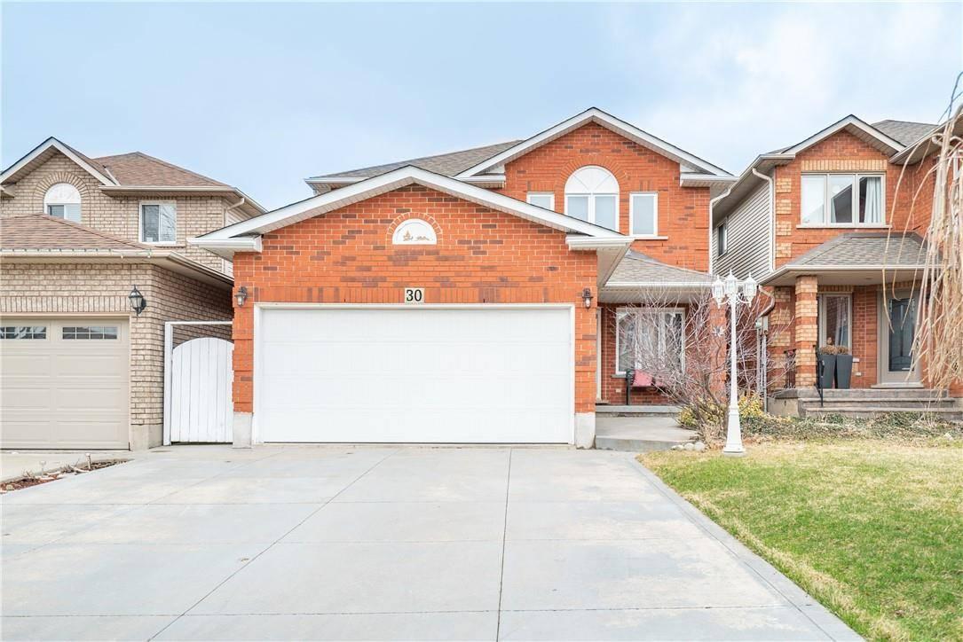 House for rent at 30 Sedona Ct Unit Lower Hamilton Ontario - MLS: H4075628