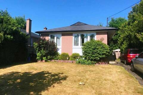 House for rent at 31 Sancrest Dr Unit (Lower) Toronto Ontario - MLS: E4854643