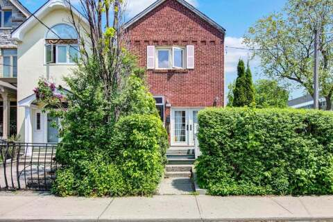 House for rent at 325 Lipincott St Unit Lower Toronto Ontario - MLS: C4771561