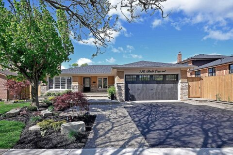 House for rent at 326 Slade Cres Unit Lower Oakville Ontario - MLS: W4981349