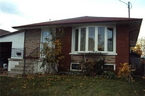 House for rent at 34 Doerr Rd Unit Lower Toronto Ontario - MLS: E4550393