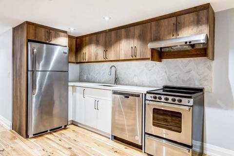 Townhouse for rent at 349 Manning Ave Unit Lower Toronto Ontario - MLS: C4359581