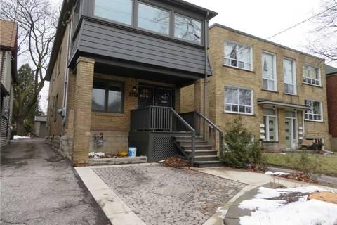 Townhouse for rent at 372 Merton St Unit Lower Toronto Ontario - MLS: C4700420