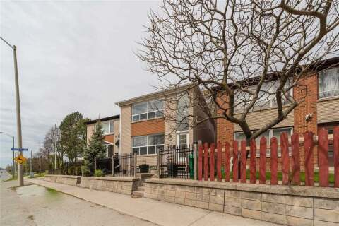 Townhouse for rent at 376 Lakeshore Rd Unit Lower Mississauga Ontario - MLS: W4767793