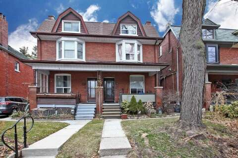 Townhouse for rent at 38 Constance St Unit Lower Toronto Ontario - MLS: W4803881
