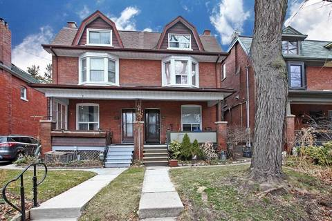 Townhouse for rent at 38 Constance St Unit Lower Toronto Ontario - MLS: W4734380