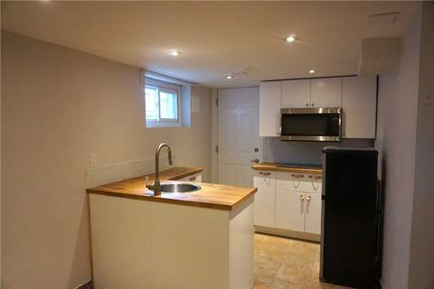 House for rent at 384 Blackthorn Ave Unit Lower Toronto Ontario - MLS: W4469079