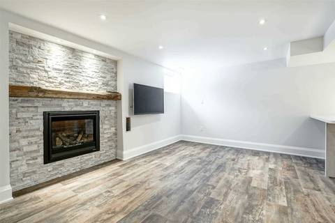 Home for rent at 40 Victor Ave Unit Lower Toronto Ontario - MLS: W4732192
