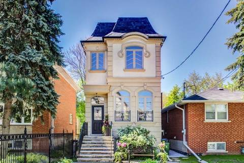 House for rent at 405 Bedford Park Ave Unit Lower Toronto Ontario - MLS: C4602820