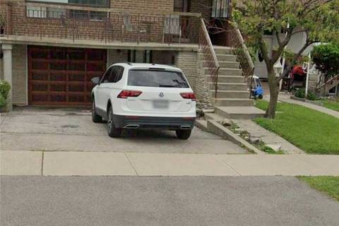 Townhouse for rent at 43 Ikley Rd Unit Lower Toronto Ontario - MLS: W4697905