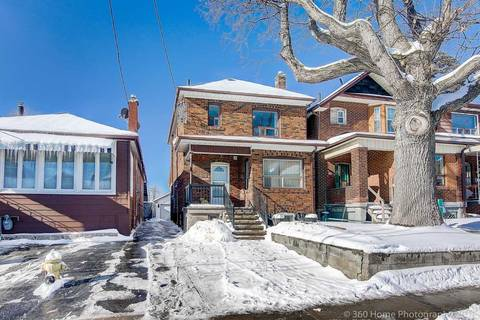 House for rent at 470 Oakwood Ave Unit Lower Toronto Ontario - MLS: C4707405