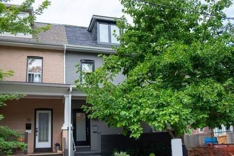 Townhouse for rent at 52 Winnifred Ave Unit Lower Toronto Ontario - MLS: E4714516
