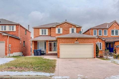 House for rent at 5383 Longhorn Tr Unit Lower Mississauga Ontario - MLS: W4690995