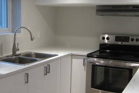 Townhouse for rent at 545 Broadview Ave Unit Lower Toronto Ontario - MLS: E4446239