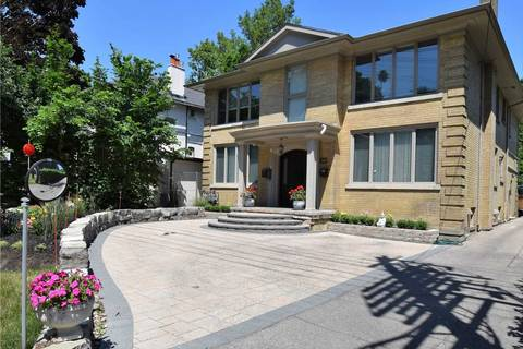 Townhouse for rent at 557 Spadina Rd Unit Lower Toronto Ontario - MLS: C4613054