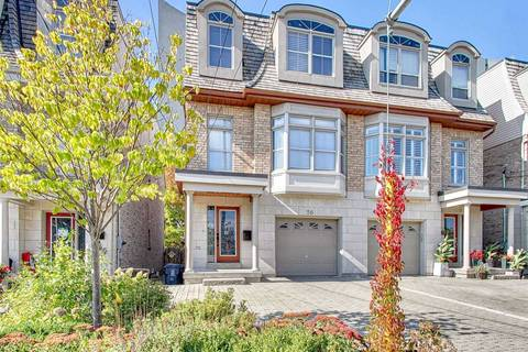 Townhouse for rent at 56 Monclova Rd Unit Lower Toronto Ontario - MLS: W4630945